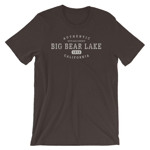 Authentic Big Bear Lake T-Shirt