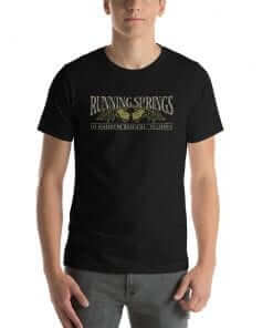 The Original Running Springs T-Shirt