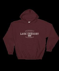 Authentic Lake Gregory Hooded Sweatshirt