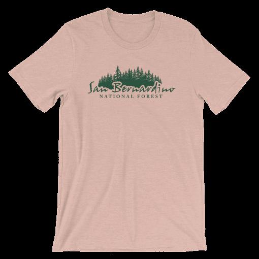 Authentic San Bernardino National Forest T-Shirt