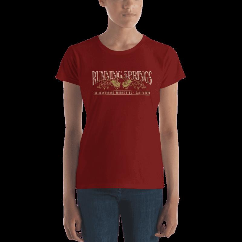 The Original Running Springs T-Shirt