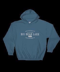 Authentic Big Bear Lake Hooded Sweatshirt