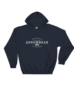 Authentic Arrowbear Hooded Sweatshirt