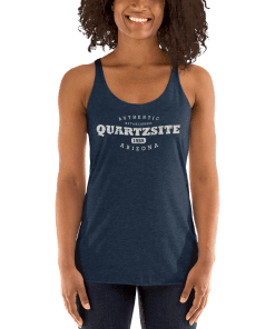 Authentic Quartzsite Racerback Tank