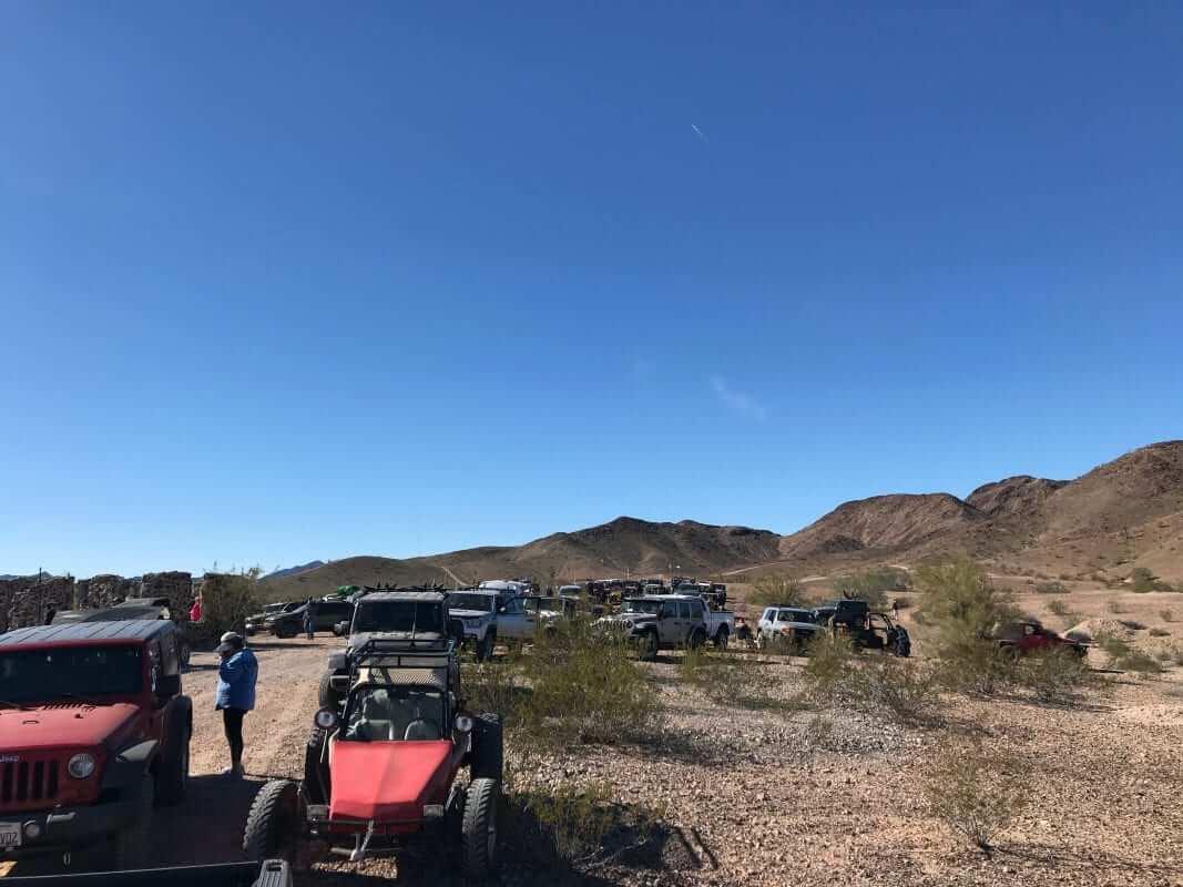 Quartzfest 2019 Jeep Tour