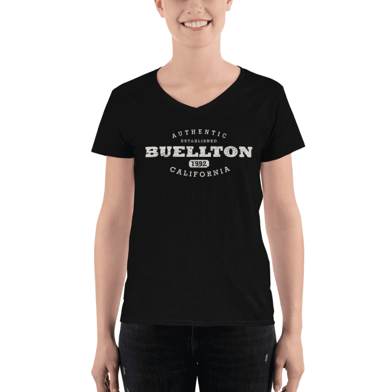 Authentic Buellton V-Neck (Women's)