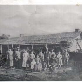 John Moore Brite Tehachapi Home