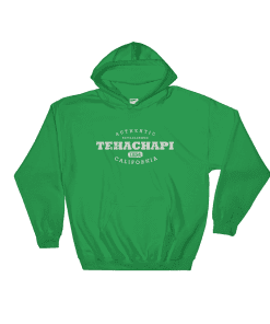 Authentic Tehachapi Hooded Sweatshirt (Unisex)