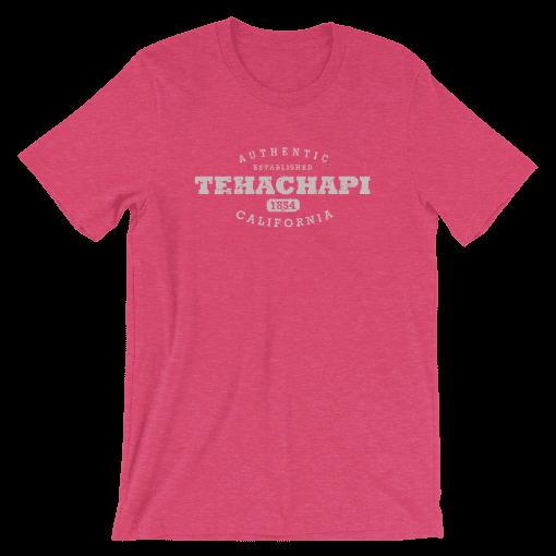 Authentic Tehachapi T-Shirt (Unisex) Heather