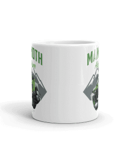 ATV/UTV Mammoth Lakes Camp Mug 11 oz End