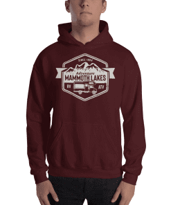 RV Mammoth Lakes Hoodie (Unisex)