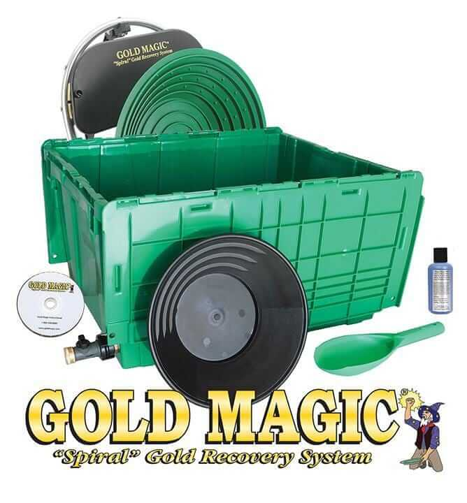 Gold Magic 12-E Complete Kit