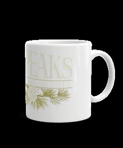 Original Twin Peaks Camp Mug 11oz Handle Right