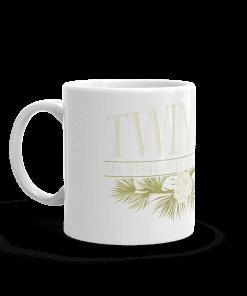 Original Twin Peaks Camp Mug 11oz Handle Left