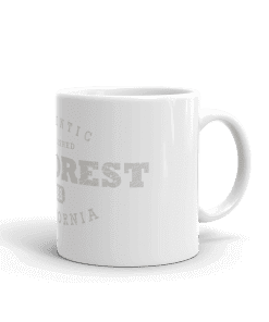 Authentic Skyforest Camp Mug 11oz Handle Right