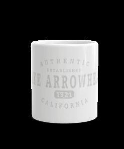 Authentic Lake Arrowhead Camp Mug 11oz End