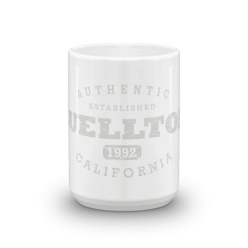 Authentic Buellton Camp Mug 15oz End