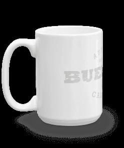 Authentic Buellton Camp Mug 15oz Handle Left