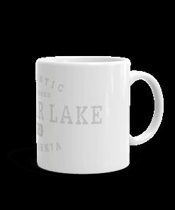 Authentic Big Bear Lake Camp Mug 11oz Handle Right