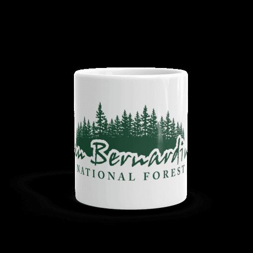 Authentic San Bernardino National Forest Camp Mug 11oz End