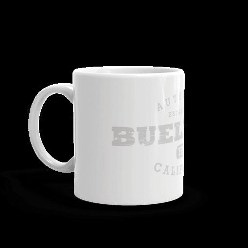 Authentic Buellton Camp Mug 11oz Handle Left