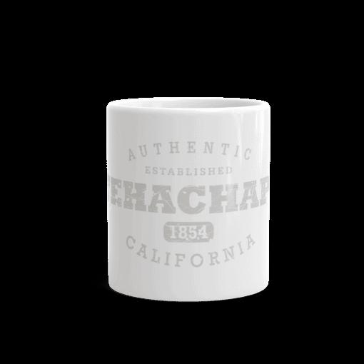 Authentic Tehachapi Camp Mug 11oz End