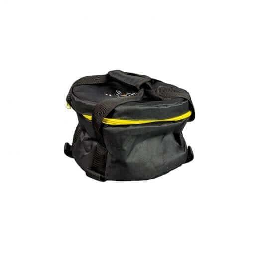 Lodge Cast Iron Camp Dutch Oven 8 Inch Tote Bag