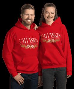 Original Fawnskin Hoodie (Unisex)